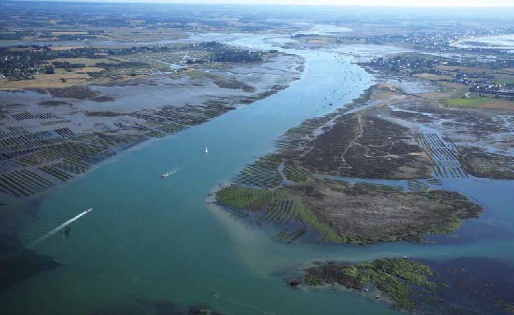rivière de Pénerf