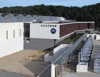 Écotron de Montpellier - Jacques Roy, fondateur et ancien directeur de l'Écotron européen de Montpellier, CNRS - © Olivier Ravel - Écotron