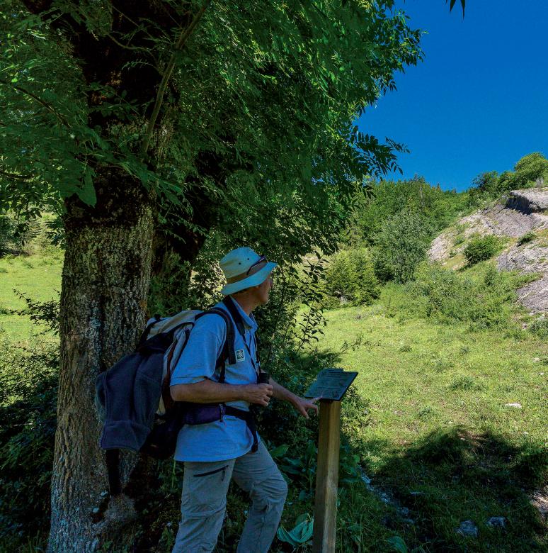 Les collectivités territoriales, comme ici en Isère, recrutent des agents pour la biodiversité.