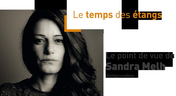 Sandra Melh - photojournaliste