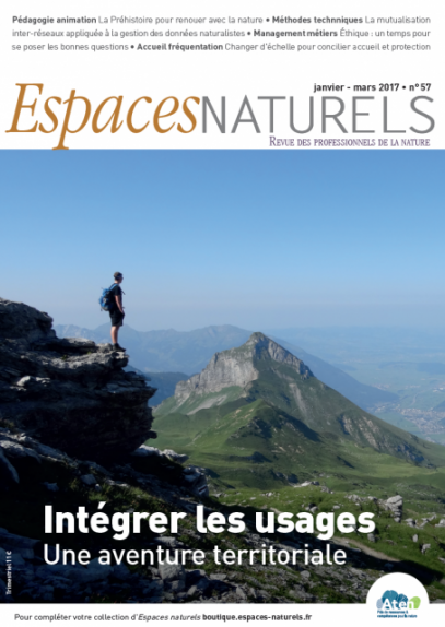 Sommaire Espaces naturels n°57