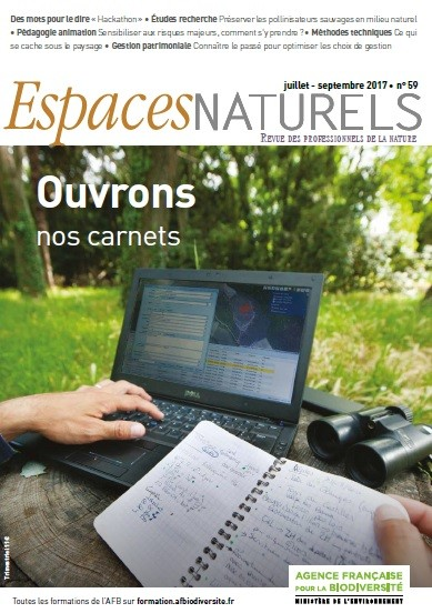 Couverture n°59 - juillet - septembre 2017