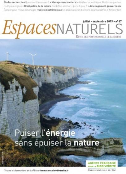Couverture Espaces Naturel n°67