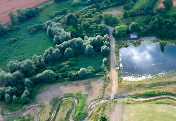 Réserve naturelle régionale de la zone humide du Moulin à Velving–Téterchen.© Plein Air Boulay - P/O Cen Loraine