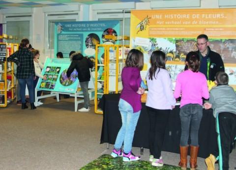 Près de 1 200 personnes sont passées par l'exposition Eden62. © Eden62