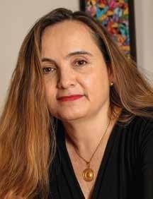 Grethel Aguilar, directrice générale de l'Union internationale pour la conservation de la nature (UICN)