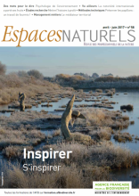 Espaces Naturels n°58 : Inspirer S'inspirer